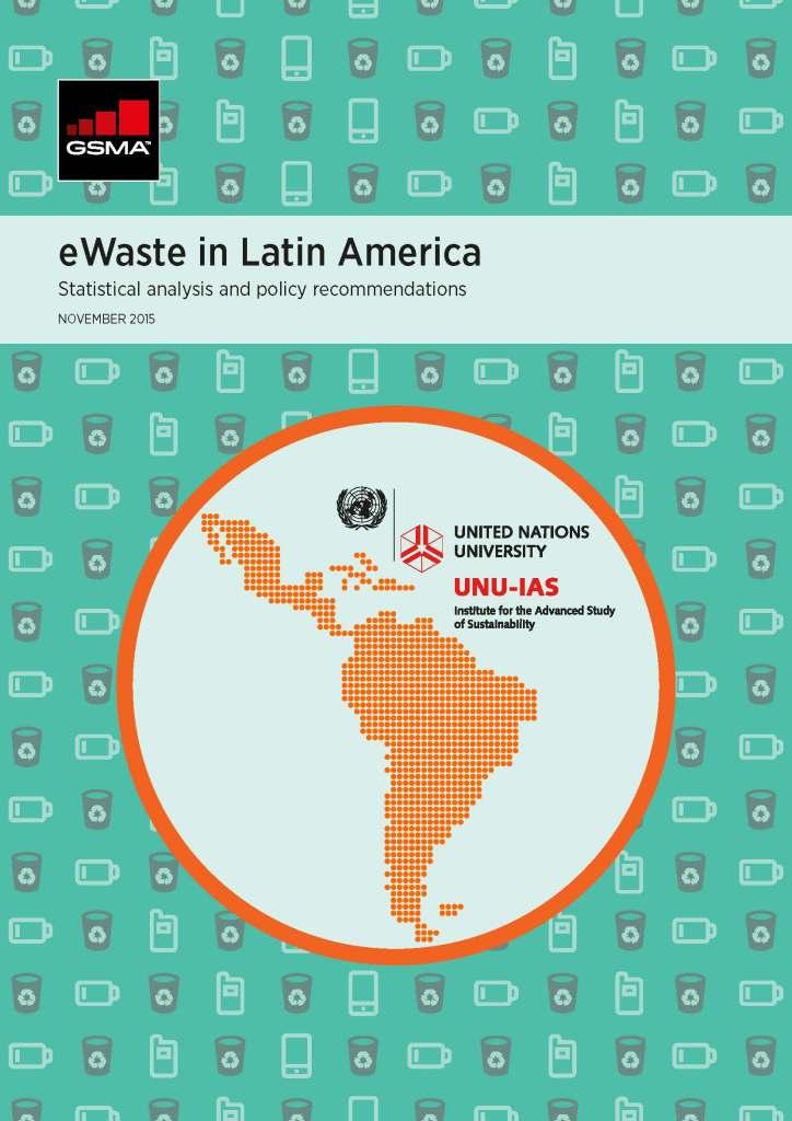 eWaste in Latin America image
