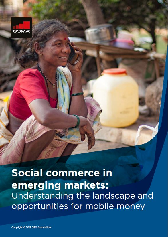 Social commerce in emerging markets: Understanding the landscapes and opportunities for mobile money image