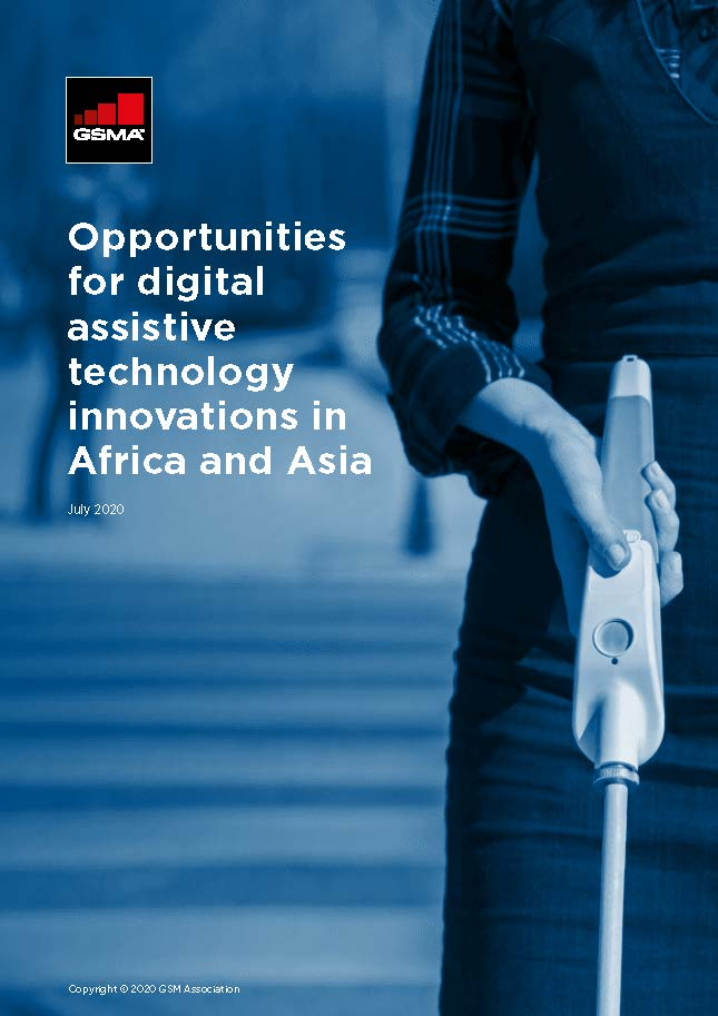 Opportunities for digital assistive technology innovations in Africa and Asia image