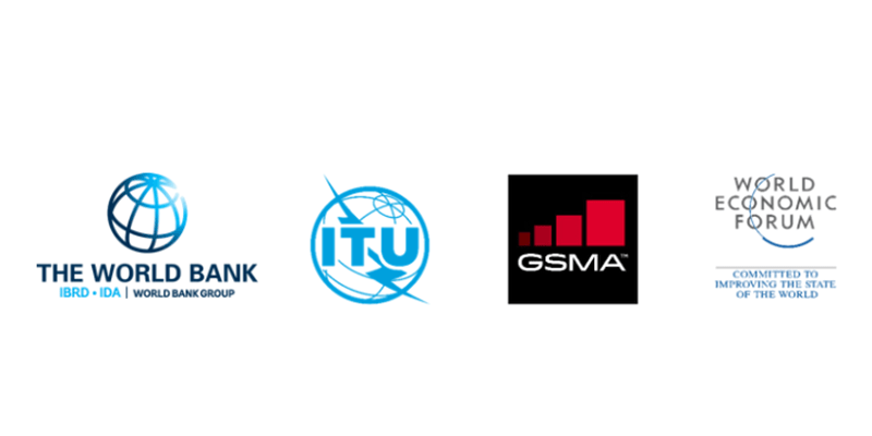 The World Bank, WEF, GSMA and ITU Mobilized in the Fight Against COVID-19