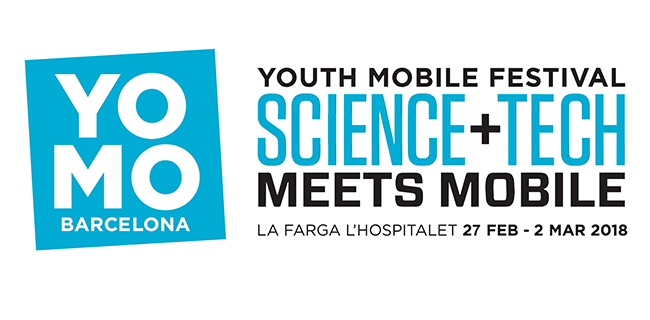 GSMA and Mobile World Capital Barcelona Announce New Sponsors and Venue for YoMo at Mobile World Congress 2018