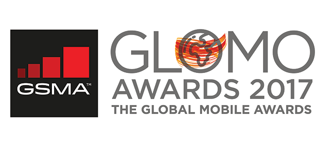 GSMA Announces that the 2017 Glomo Awards are Open for Entry