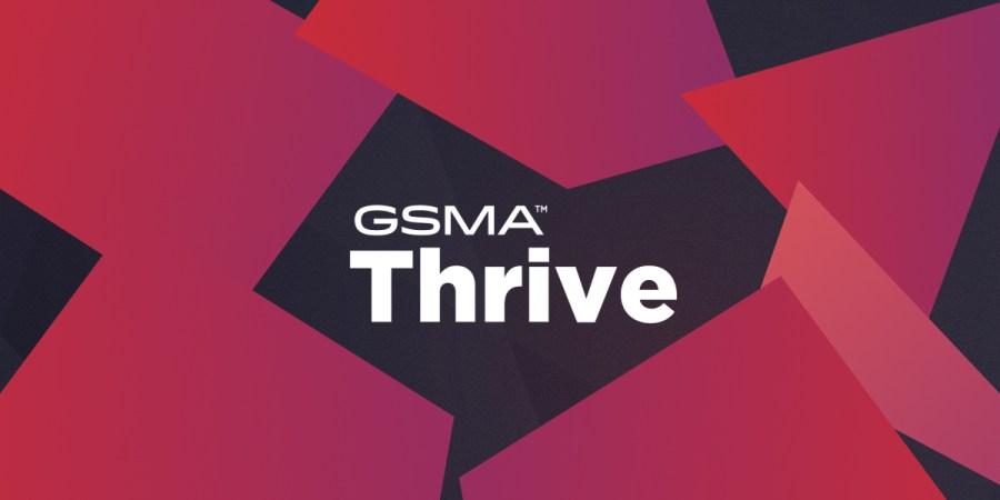 GSMA Thrive Logo