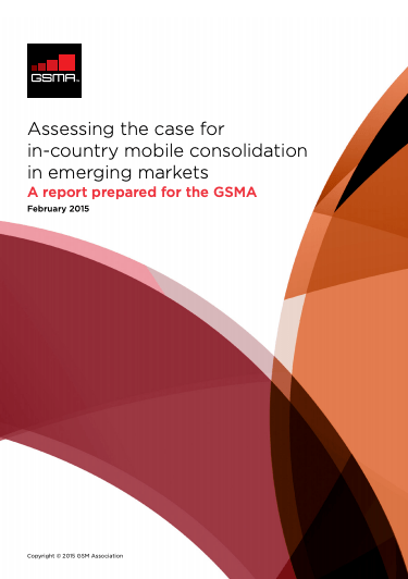Assessing the case for in-country mobile consolidation in emerging markets image