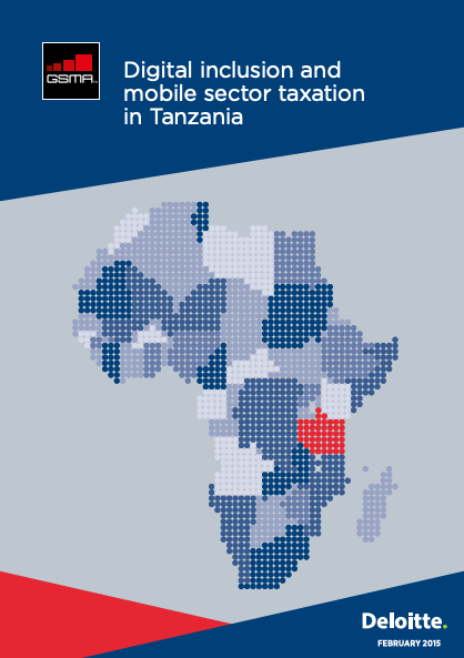 Digital inclusion and mobile sector taxation in Tanzania image