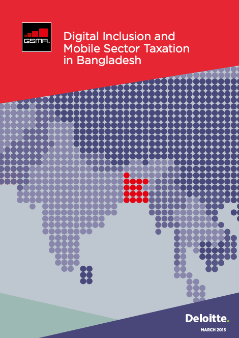 Digital inclusion and mobile sector taxation in Bangladesh image