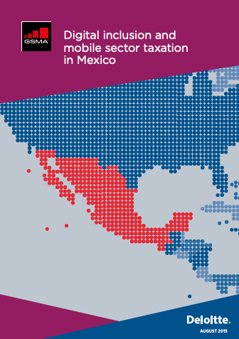 Digital inclusion and mobile sector taxation in Mexico image