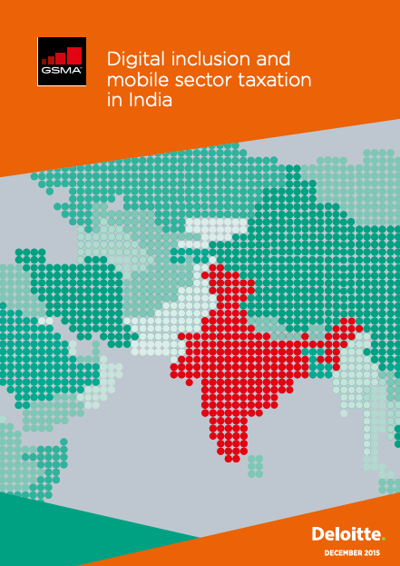 Digital inclusion and mobile sector taxation in India image