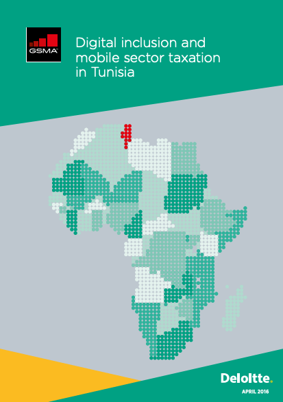 Digital inclusion and mobile sector taxation in Tunisia image