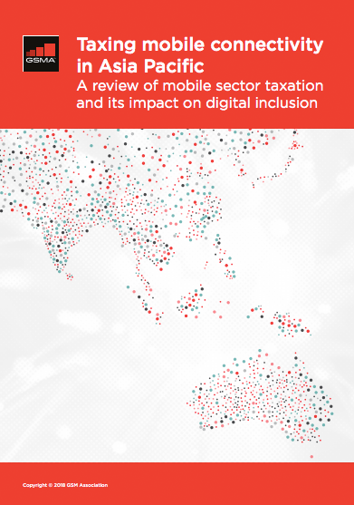Taxing mobile connectivity in Asia Pacific image