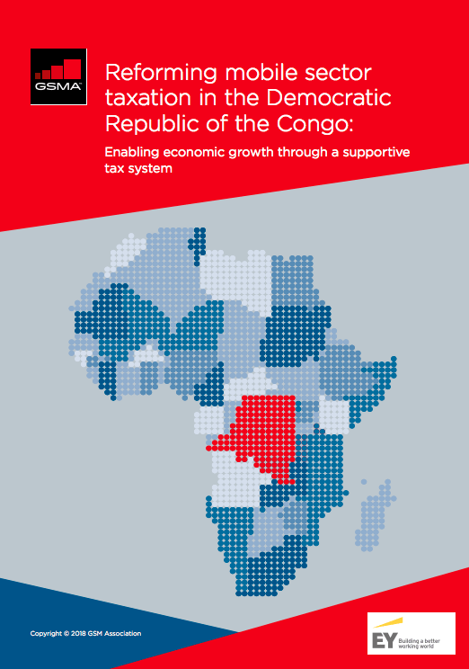 Reforming mobile sector taxation in the Democratic Republic of the Congo image