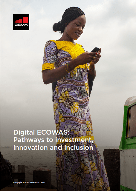 Digital ECOWAS: Pathways to investment, innovation and inclusion image