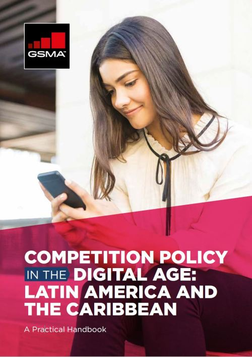 Competition policy in the digital age: Latin America and the Caribbean image