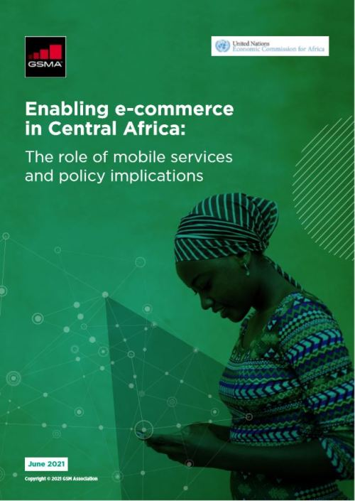 Enabling e-commerce in Central Africa image