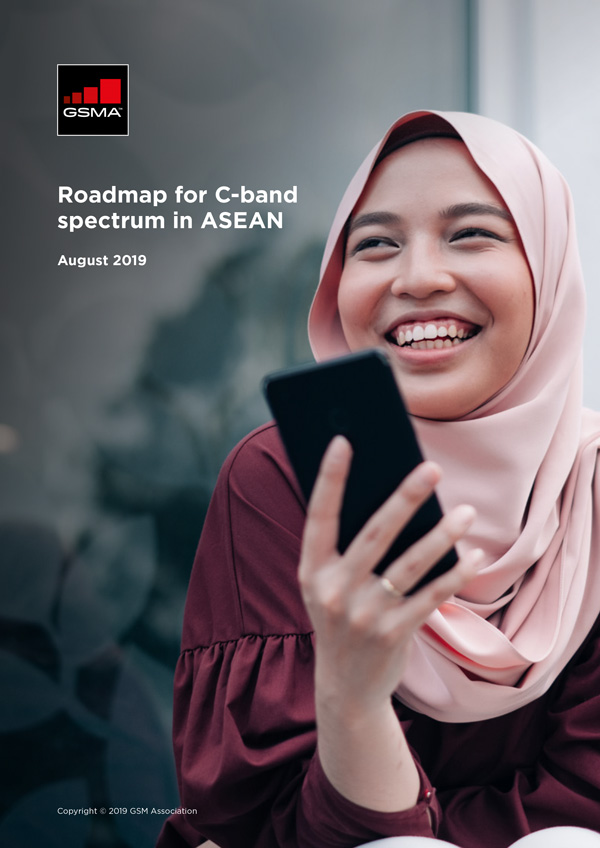 A roadmap for C-band (3.3-3.8 GHz) in ASEAN image