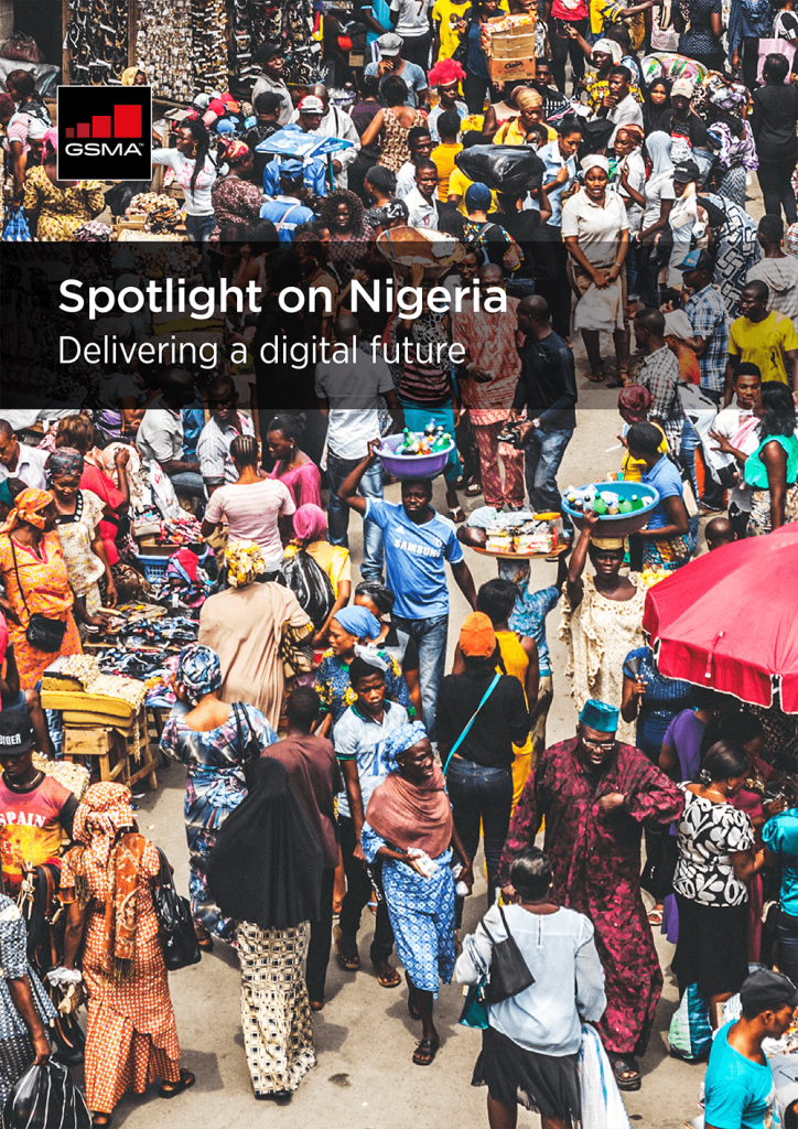 Spotlight on Nigeria Delivering a digital future image