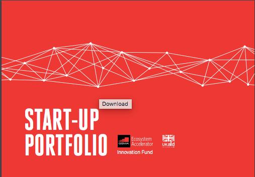 Ecosystem Accelerator Innovation Fund Start-up Portfolio image