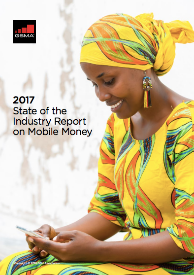 2017 State of the Industry Report on Mobile Money image