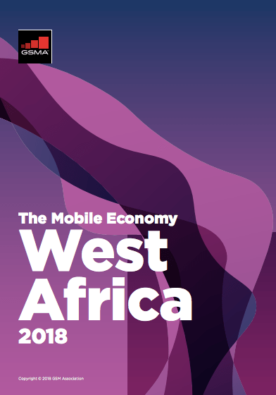 The Mobile Economy – West Africa 2018 image