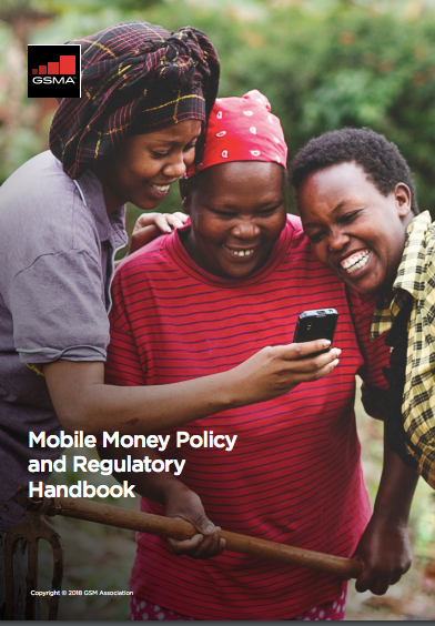2018 Mobile Money Policy and Regulatory Handbook image