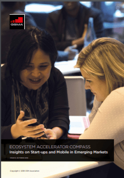 Ecosystem Accelerator Compass: Insights on Start-ups and Mobile in Emerging Markets, Issue 6 image