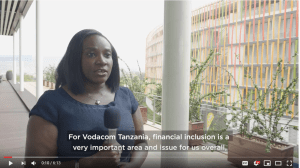 Driving Financial Inclusion for Women with Vodacom Tanzania