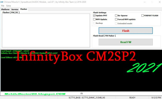 InfinityBox_install_CM2SP2_v2.07 Download 2021