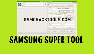 Samsung Super Tool to remove Samsung FRP