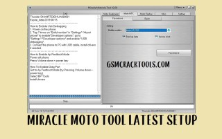 Download Miracle Moto Tool Latest Setup V2.03 | Miracle Moto FRP Tool