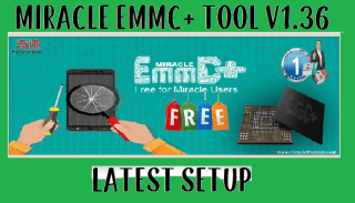 Miracle EMMC Plus Tool V1.35 Setup Download
