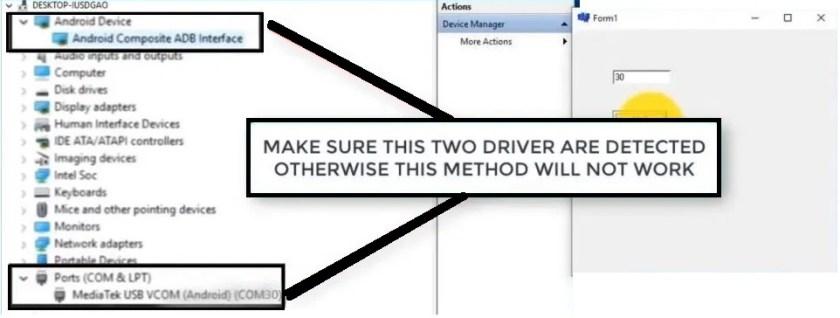 Vivo ADB Format Tool (Vivo Pattern & FRP Unlock Tool)