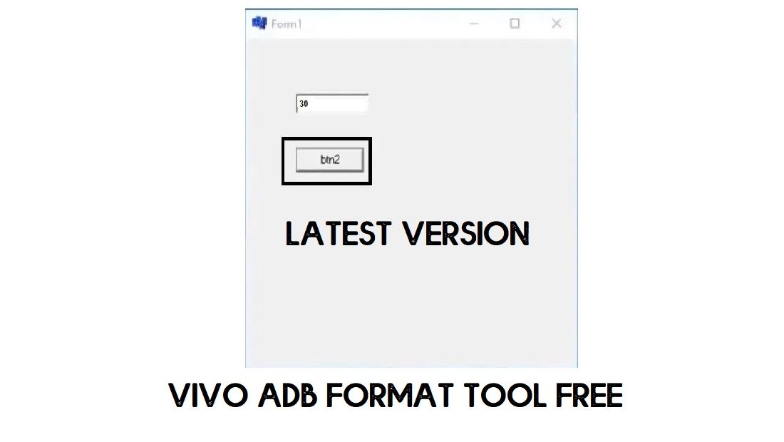 Vivo ADB Format Tool (Latest Vivo FRP & Pattern Unlock Tool) 2020