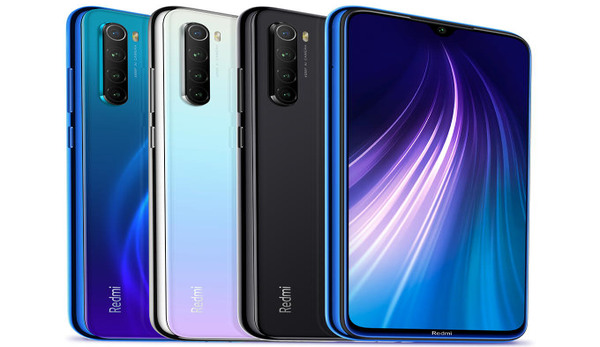 Xioami Redmi Note 8T Willow ENG Rom  Tested