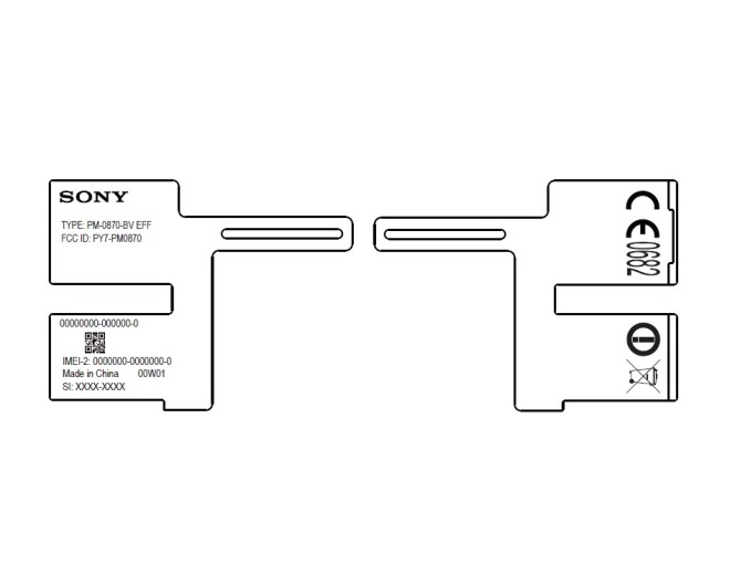Mystery Xperia Phone Sony E5633 Gets Certified by FCC
