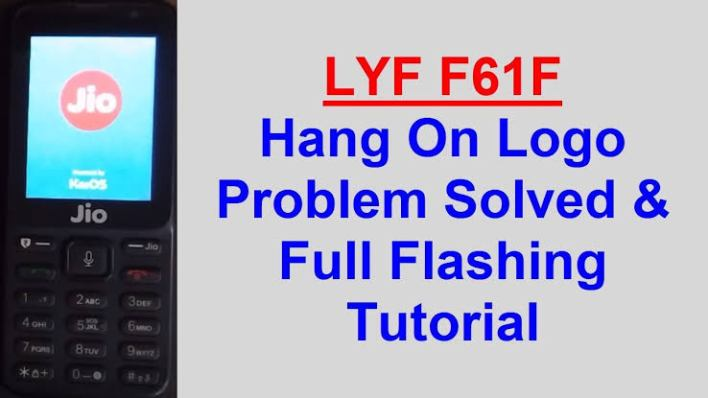 Lyf f61f full flashing