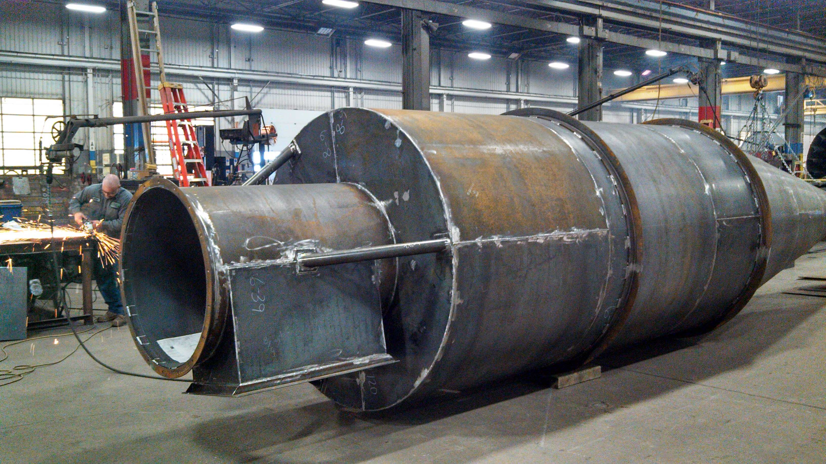 Industrial Ductwork Systems  Commercial Duct Fabrication