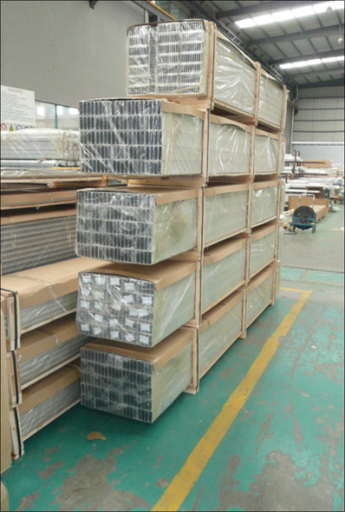 GSM Aluminium Ltd Packing to Delivery
