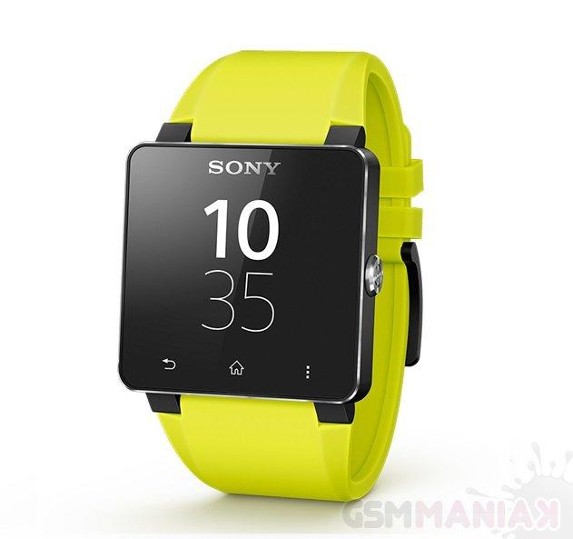 Sony SmartWatch 2 równie kolorowy. co Galaxy Gear | gsmManiaK.pl