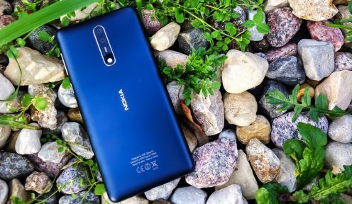 Nokia 8 / fot. gsmManiaK