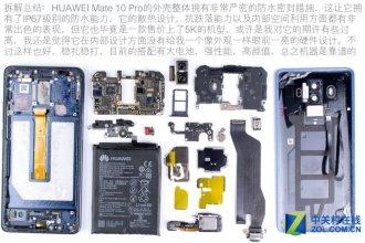 Huawei Mate 10 Pro / fot. ZOL