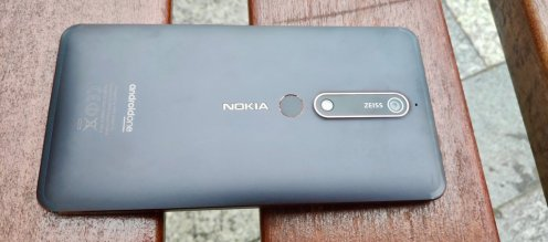 Nokia 6.1 (2018)/fot. gsmManiaK.pl