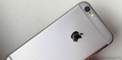 iPhone 6S / fot. gsmManiaK.pl