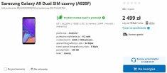 samsung galaxy a9 cena w polsce (2)