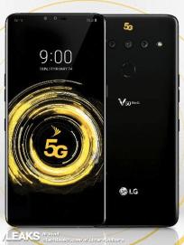 LG V50 ThinQ/fot. SlashLeaks