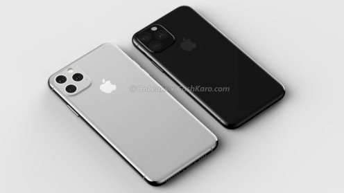 iPhone XI Max/fot. OnLeaks