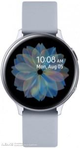 Samsung Galaxy Watch Active 2/fot. SlashLeaks