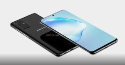 Samsung Galaxy S11/fot. OnLeaks&91mobiles
