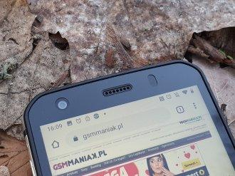 CAT S52 / fot. gsmManiaK.pl