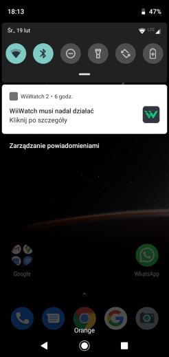 """WiiWatch: komunikat, że """"musi nadal działać"""""""