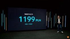 Polska cena Redmi Note 9S 6/128 GB